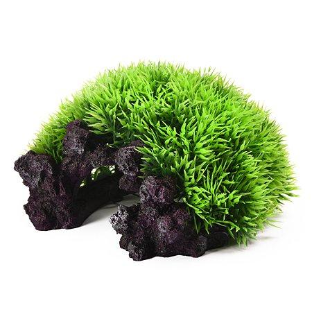 Распылитель для аквариума Fauna FAUNA Зеленый грот декоративный FIAD-1147