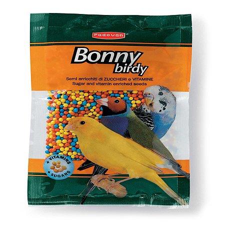 Корм для птиц PADOVAN Bonny декоративных дополнительный 0.1кг