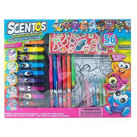 Набор для творчества Scentos 56 предметов 42136