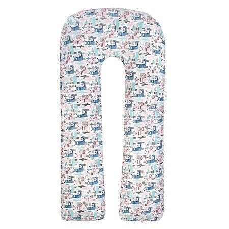 Подушка для беременных AMARO BABY Боливия U-образная ABDM-40U-Lm
