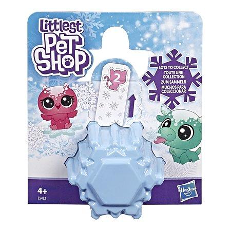Набор игровой Littlest Pet Shop Петы 2шт в непрозрачной упаковке (Сюрприз) E5482EU4