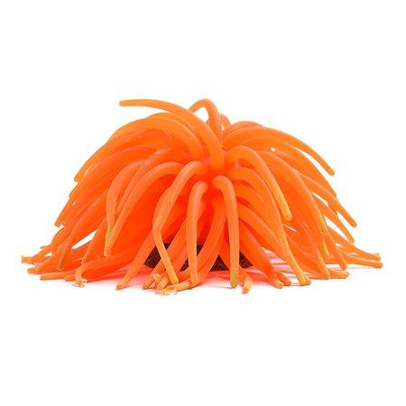 Декорация для аквариума FAUNA Коралл Оранжевый FISC-005O