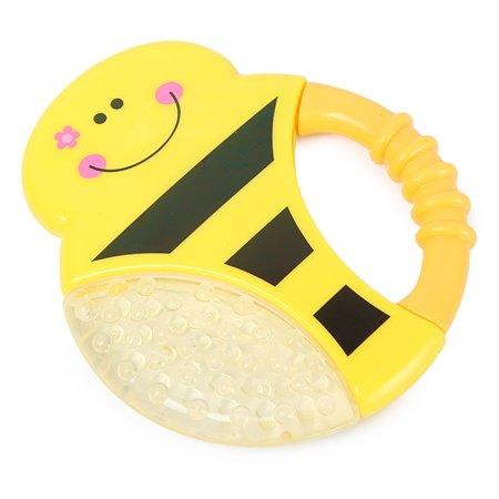 Прорезыватель-погремушка Baby Go Пчелка с водой Z-012