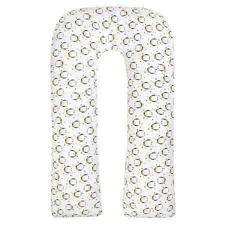 Подушка для беременных AMARO BABY Лоло U-образная ABDM-40U-Pi