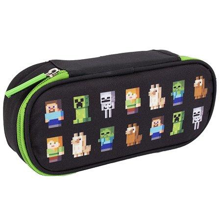 Пенал Minecraft Черный 505020201