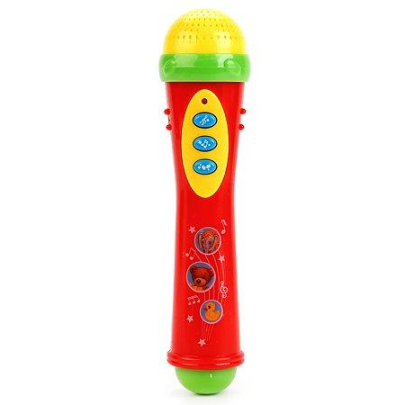 Игрушка УМка Микрофон 252468