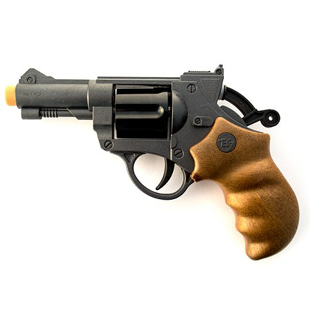 Игрушка Edison Giocattoli Пистолет Champions Line Supertarget пульки 8мм 0480/26