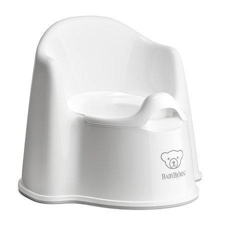 Кресло-горшок BabyBjorn Белый 0552.21