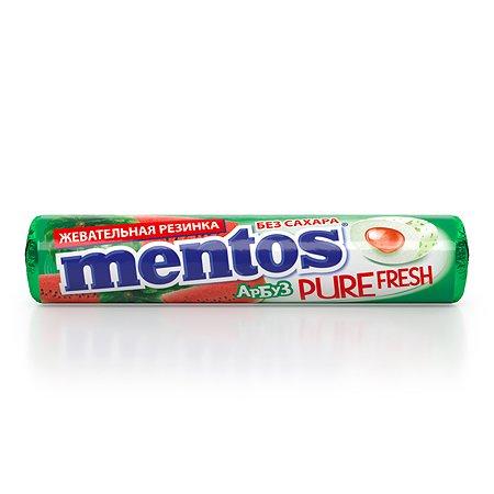 Резинка жевательная Ментос арбуз 15.5г