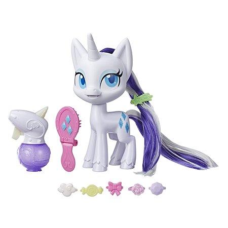 Набор игровой My Little Pony Рарити с волшебной гривой E91045L0