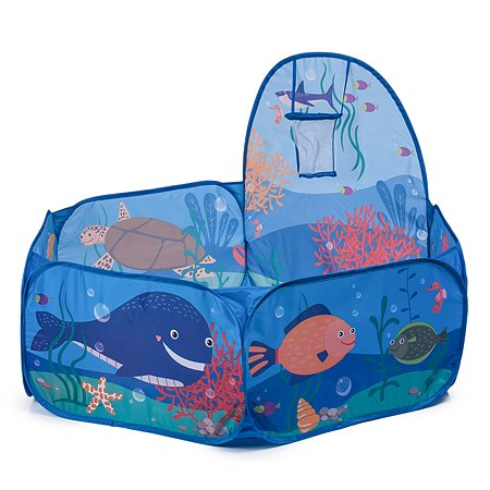 Сухой бассейн Baby Go Подводный мир YS193090