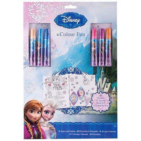 Набор для творчества Sambro Frozen Учись рисовать DFR1-489