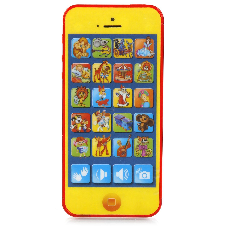 6791d6ea66c8 Игрушка УМка Телефон музыкальный USB зарядка 252757 - купить в ...