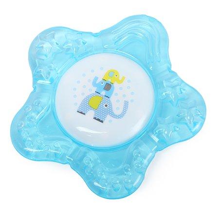 Прорезыватель Baby Go Звездочка с водой Blue