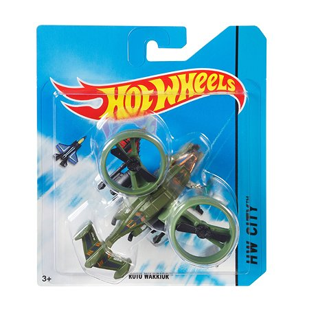 Вертолет Hot Wheels Roto Warrior