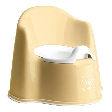 Кресло-горшок BabyBjorn Желтый 0552.66