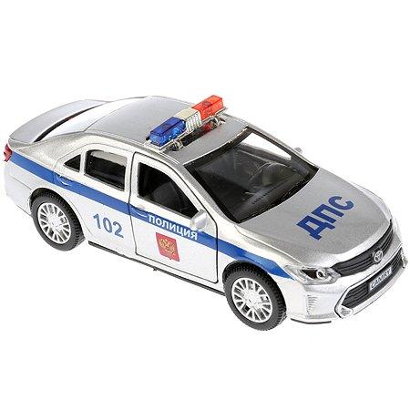Машина Технопарк Toyota Camry Полиция инерционная 259954