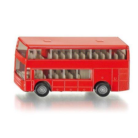Двухэтажный автобус SIKU в масштабе  1:87
