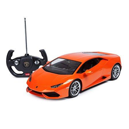 Машинка на радиоуправлении Rastar Lamborghini 610-4 USB 1:14 Оранжевая