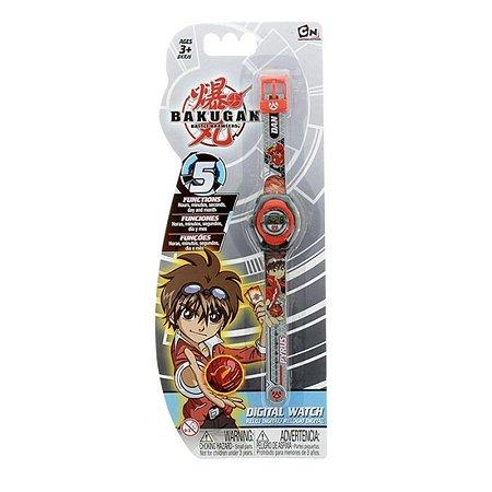 Часы наручные электронные Bakugan Dan в ассортименте