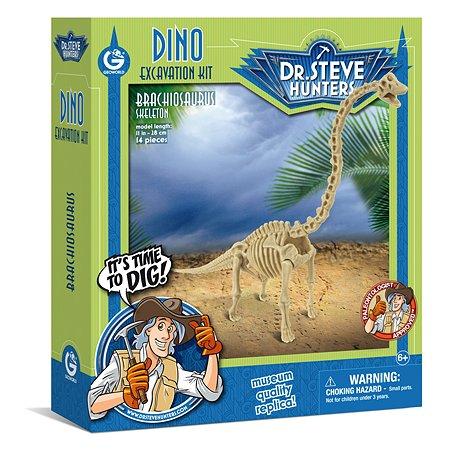 Набор для проведения раскопок Dr.Steve Брахиозавр