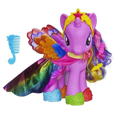 Пони-модницы My Little Pony Твайлайт Спаркл (20см)