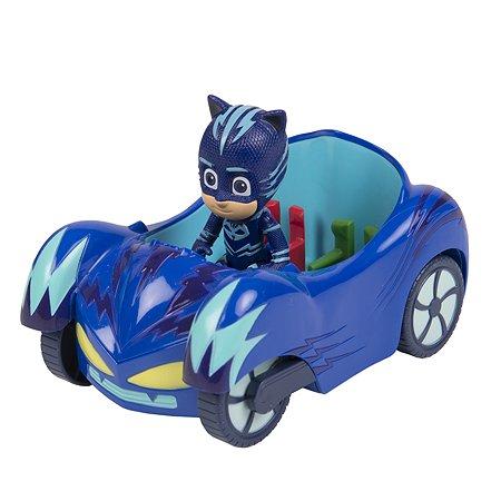 Игровой набор PJ masks фигурка и машина Кэтмобиль