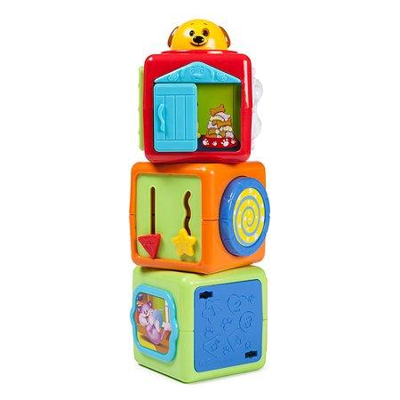 Кубики Baby Go игровые