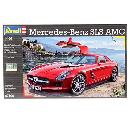 Автомобиль Revell Mercedes SLR AMG