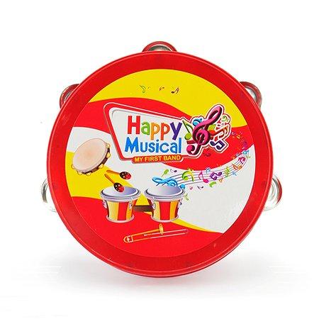 Музыкальная игрушка Bebelot Бубен