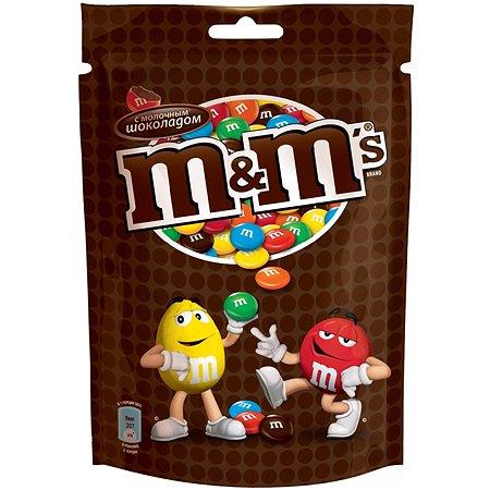 Драже M&MS шоколад 130 г