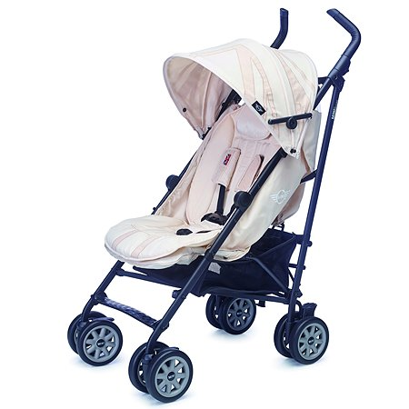 Коляска Easywalker Mini Buggy XL Milky Jack c бампером