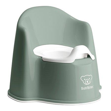 Кресло-горшок BabyBjorn Зеленый 0552.68
