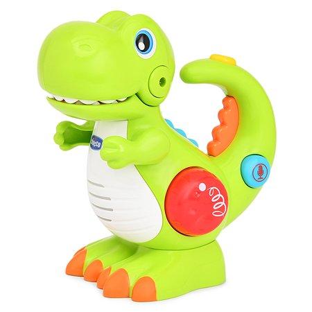 Игрушка Chicco Динозавр музыкальный 00009613000000