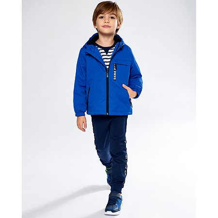 Куртка Futurino ярко-синяя