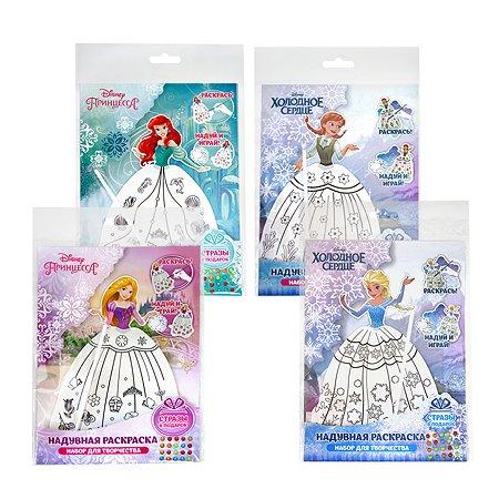 Набор для творчества Disney Princess Кукла-раскраска в ассортименте 67091