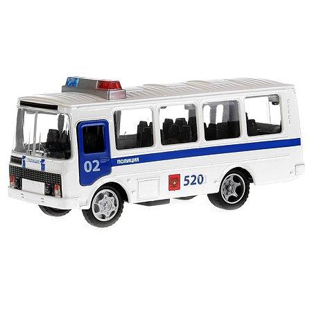 Машина Технопарк Полиция инерционная 174408