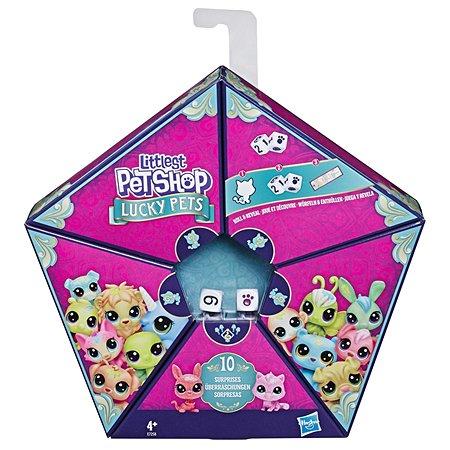 Игрушка Littlest Pet Shop Пет в непрозрачной упаковке (Сюрприз) E7258EU4