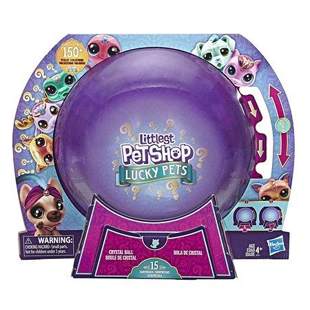 Набор игровой Littlest Pet Shop Пет в непрозрачной упаковке (Сюрприз) E7412EU4