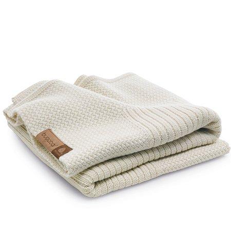 Одеяло Bugaboo Wool Off White Melange