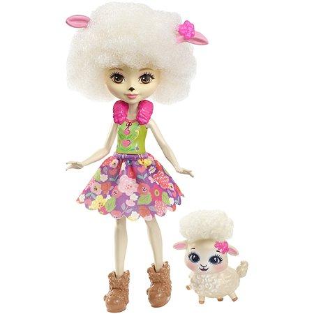 Кукла Enchantimals со зверюшкой FNH25