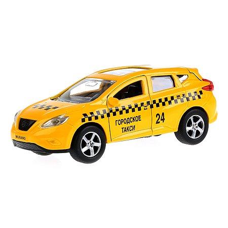 Машина Технопарк Nissan Murano Такси инерционная 258738