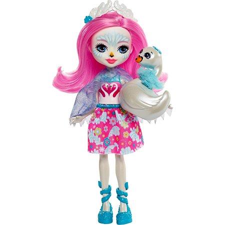 Кукла Enchantimals со зверюшкой FRH38