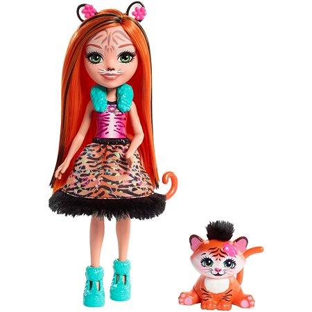 Кукла Enchantimals со зверюшкой FRH39