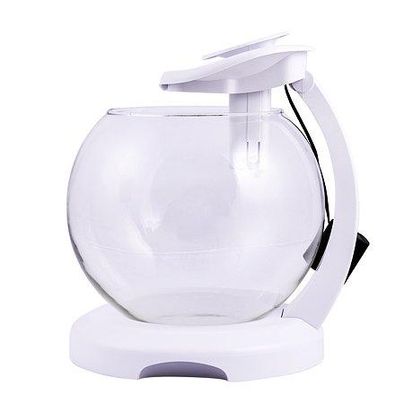 Комплекс аквариумный Tetra Cascade Globe Duo Waterfall 6.8л Белый