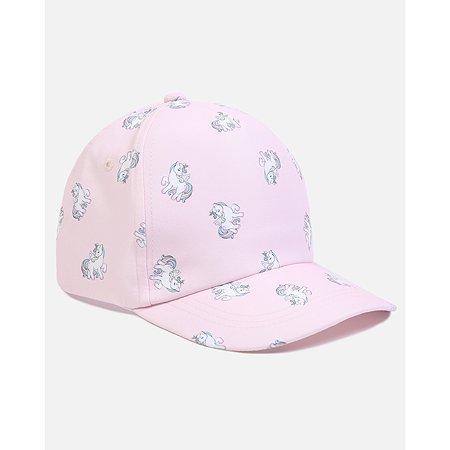 Кепка Futurino светло-розовая