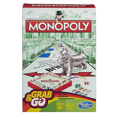 Дорожная игра Monopoly Монополия