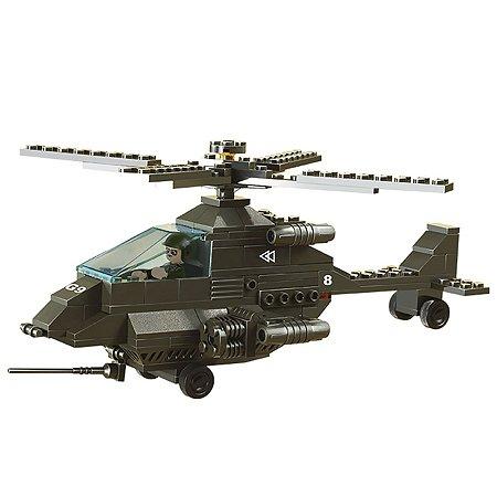 Конструктор SLUBAN Сухопутные войска .Штурмовой вертолет