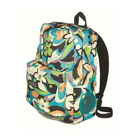 Рюкзак Fydelity DAYTRIPPER для девочки (черный-мульти)