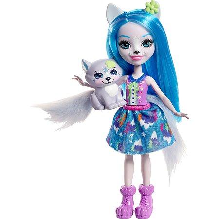 Кукла Enchantimals со зверюшкой FRH40